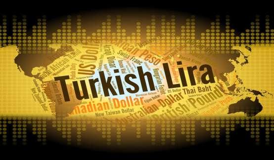 年内跌幅近25%,土耳其里拉再跌破历史纪录
