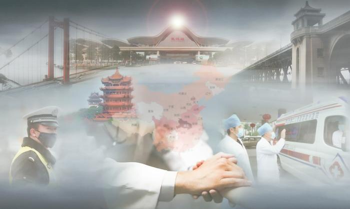 2月18日疫情丨钟南山谈中药治疗;负责采访日本首相的女记者被隔离;湖北一线医务人员子女参加今年中考加10分