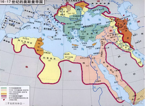 土尔其人口_土耳其人眼中的欧洲(中文版)-世界偏见地图 南极被吐槽成外星人