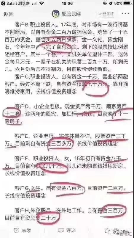 中国股灾到底有多惨? 看了你就知道了(图)