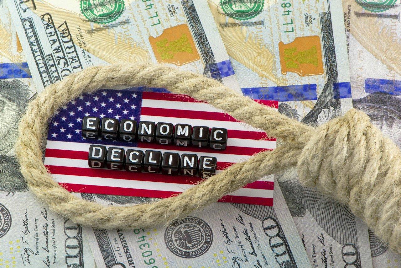 这是史上最奇怪的经济衰退