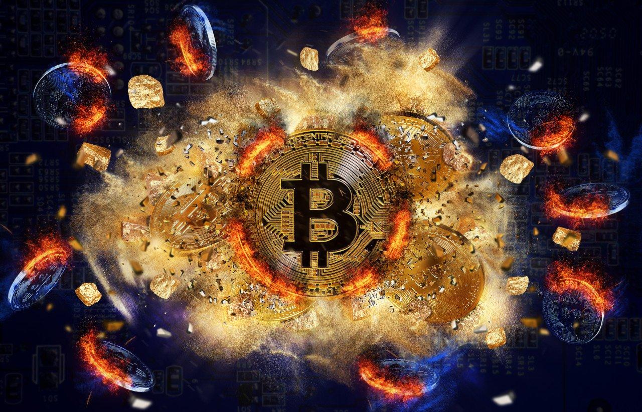 比特币暴跌,央行副行长称中国正在研究加密货币监管规则