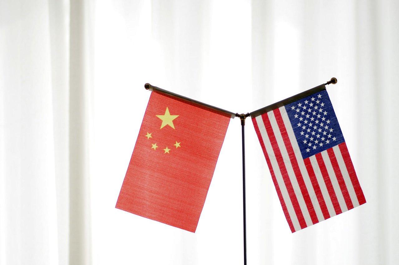 中國的群,美國的群