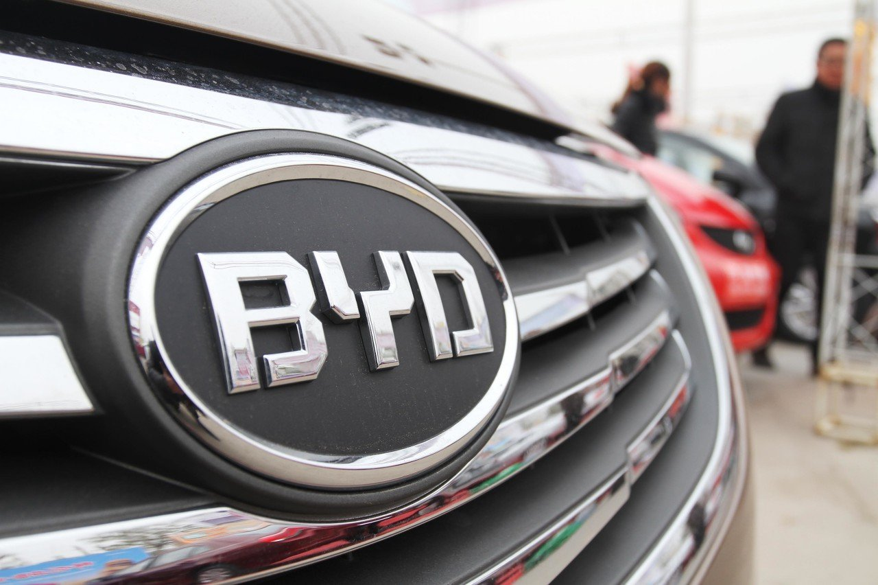全球汽车缺芯 比亚迪自建SiC产线