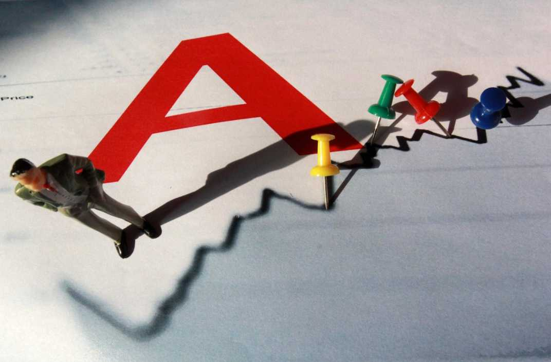 分化的A股:十年各板块和行业涨跌全景图