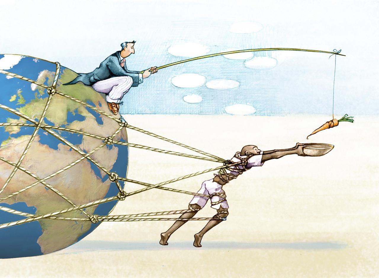 """赵建:负利率是劫富济贫?""""金融恩格尔系数""""告诉我们恰恰相反"""
