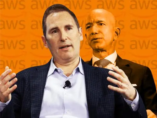 挂职首日送大礼,亚马逊市值飙升5000亿,新CEO究竟有何来头?