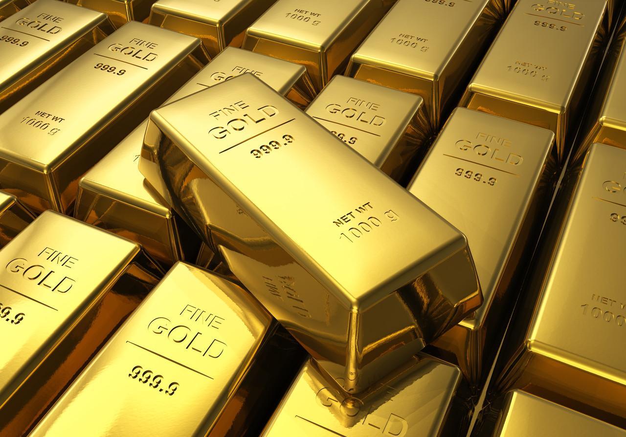 市场嗨起来,黄金两天大涨12%