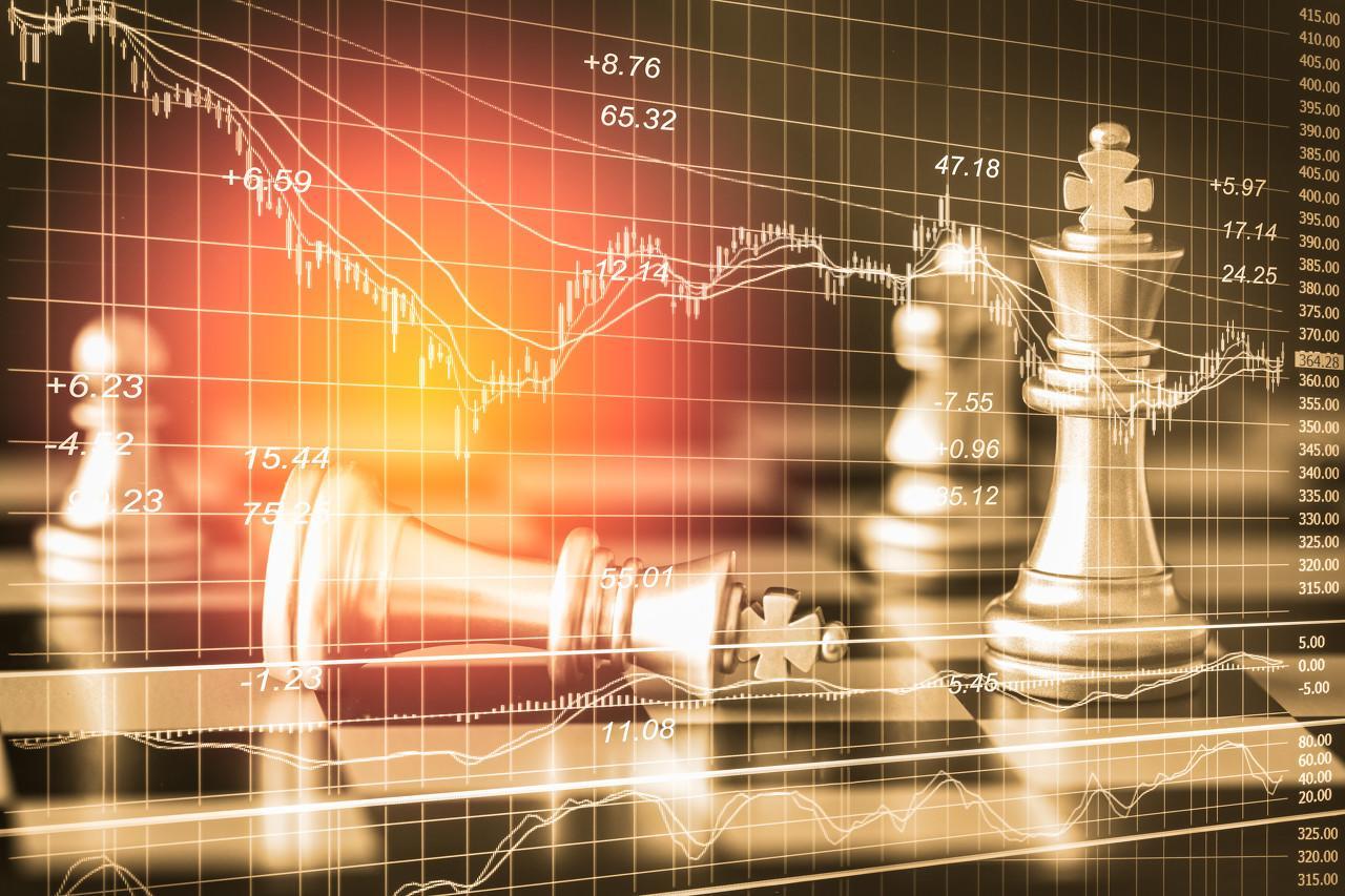 市场自身在积累调整力量,监管只是触发因素