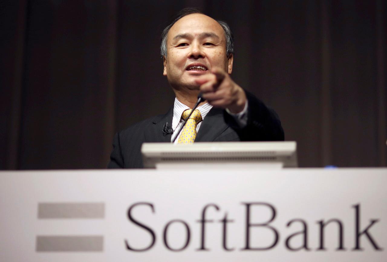 孙正义:软银愿景基金投资的88家公司,将有15家破产