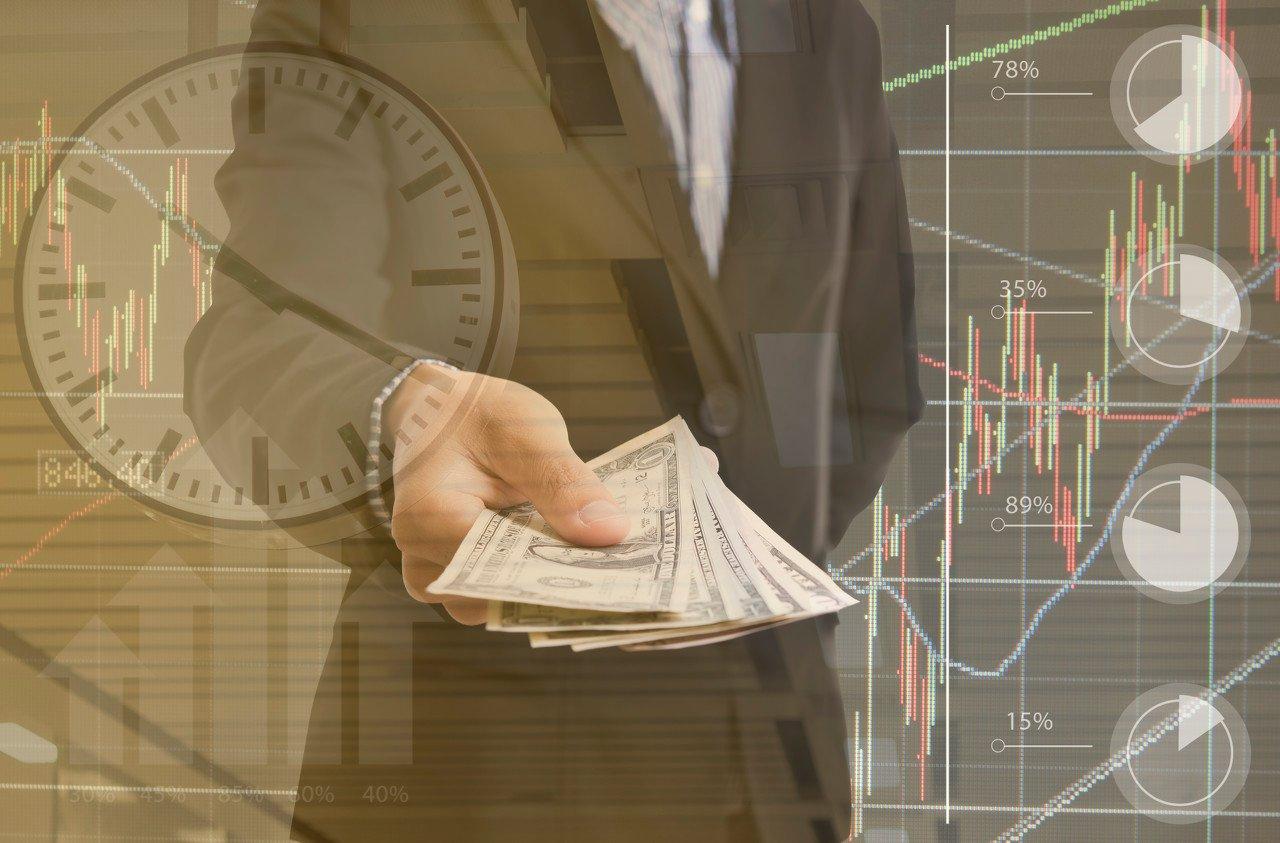 美联储疯狂印的钱去哪儿了?美国为何没有出现恶性通胀?