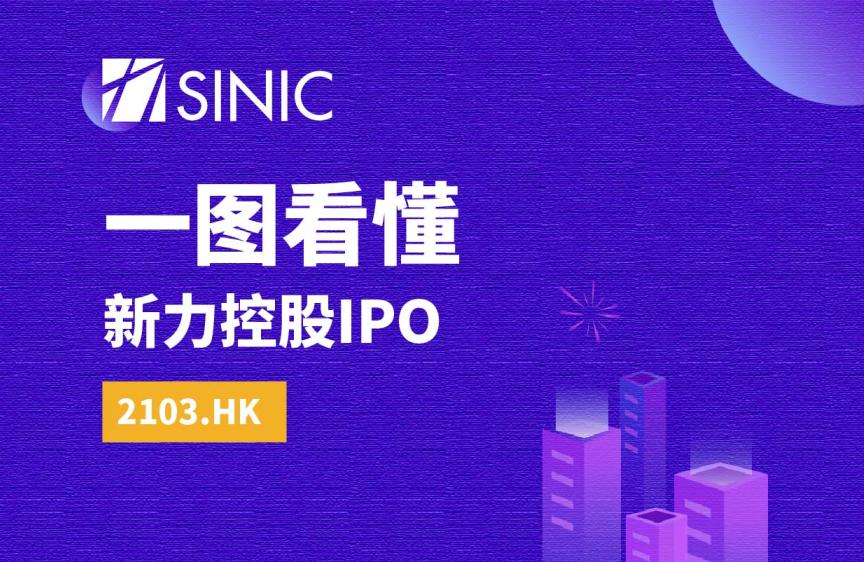 一图看懂新力控股(2103.HK)IPO