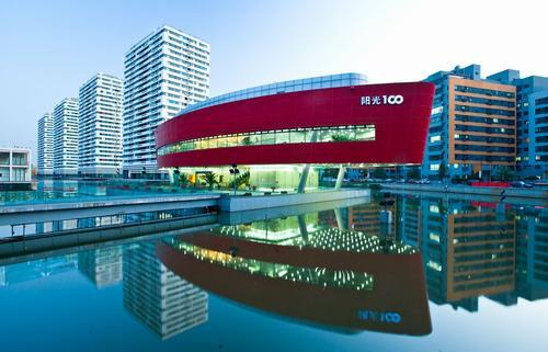 阳光100中国(2608.HK)中期盈利增长77.4%,积极推进商业模式转型