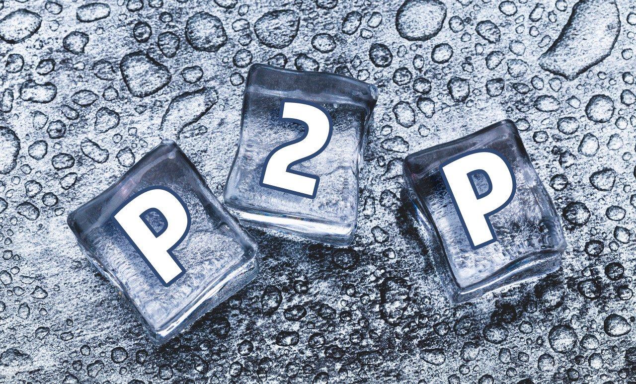 """近3000亿头部P2P微贷网官宣:正式退出网贷,近百亿""""未还"""",股价暴跌近90%"""