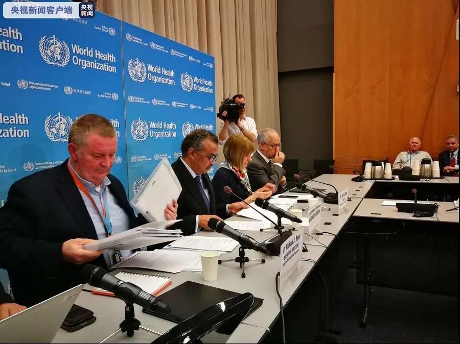 世卫组织:尚不足以宣布新冠肺炎为全球性流行病,中国做法值得全球借鉴