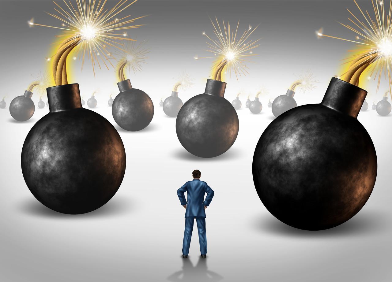德银:2020市场最大风险不是贸易战!