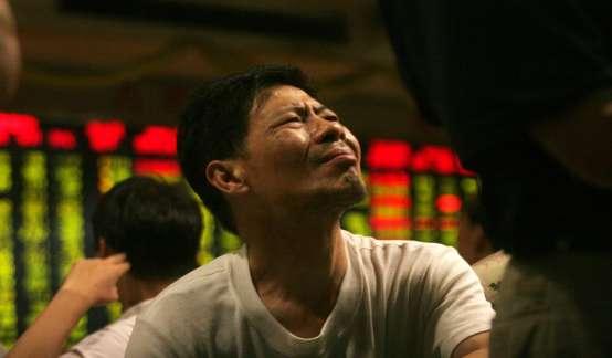7亿股封死跌停,千亿白马跌到仅剩36亿,竟有人在抄底