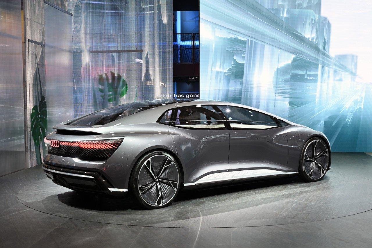 5G与电动车的最终归宿:自动驾驶