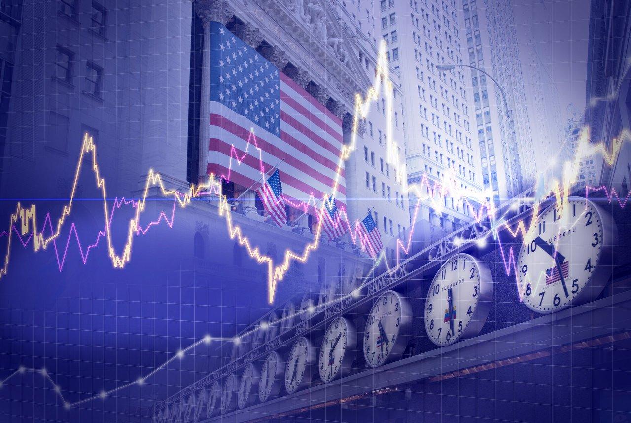 美股上蹿下跳,昨日大涨今日大跌,机构发出空头预警!