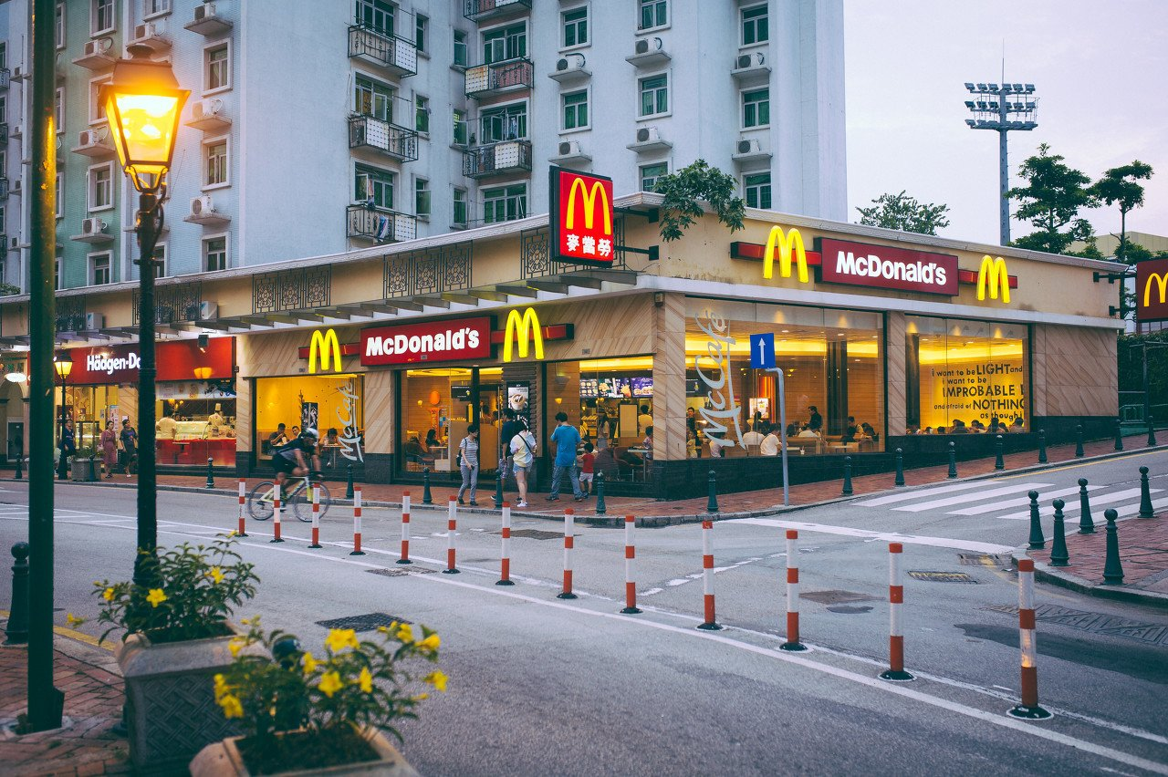 1.5亿会员,3500家店,大象也能起舞   麦当劳现象揭秘