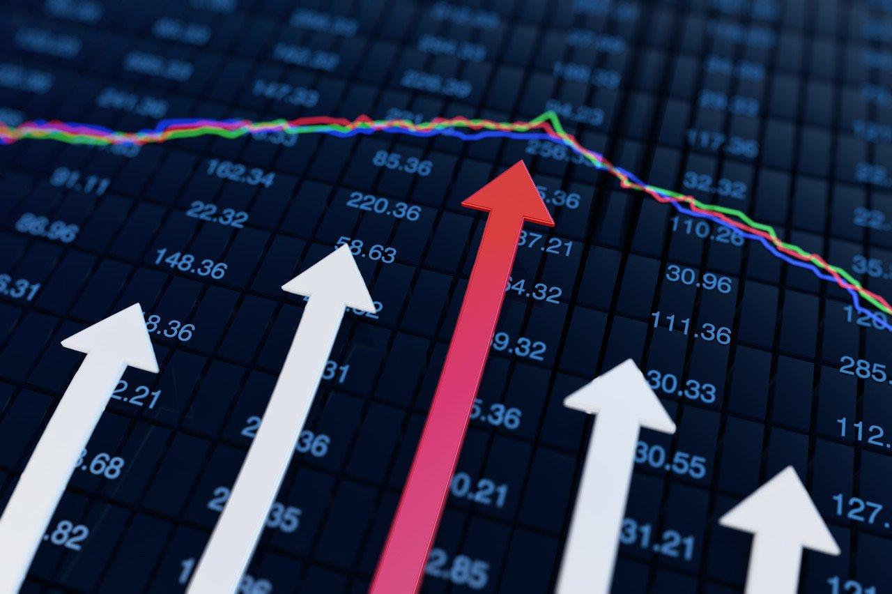 创业板指涨超3%, 两市成交额连续8个交易日破万亿