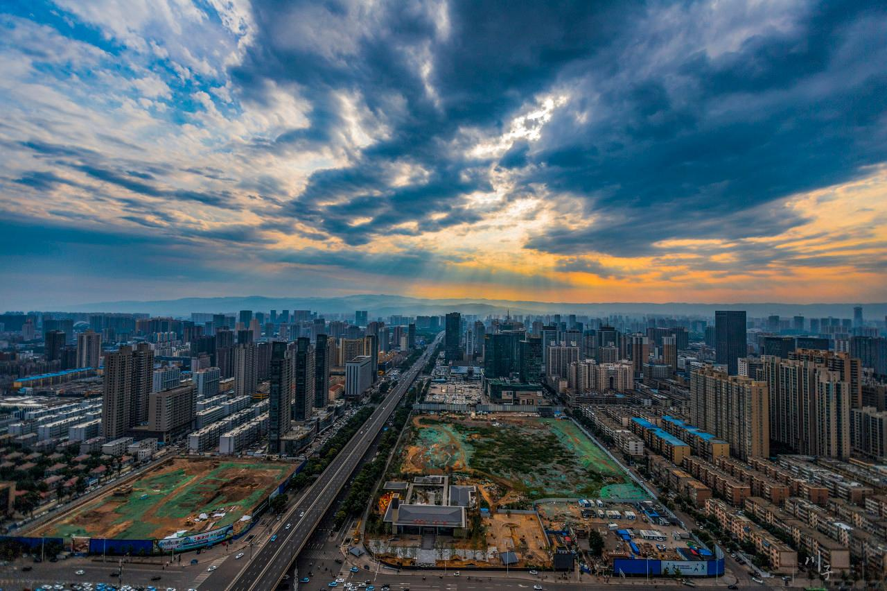中国城市发展潜力排名:2019