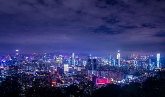 我好想买一套深圳的房子啊!