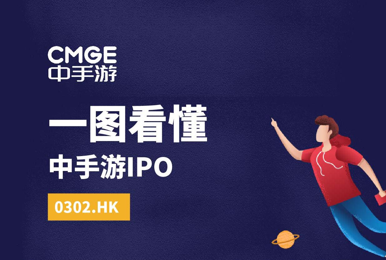 一图看懂中手游(0302.HK)IPO
