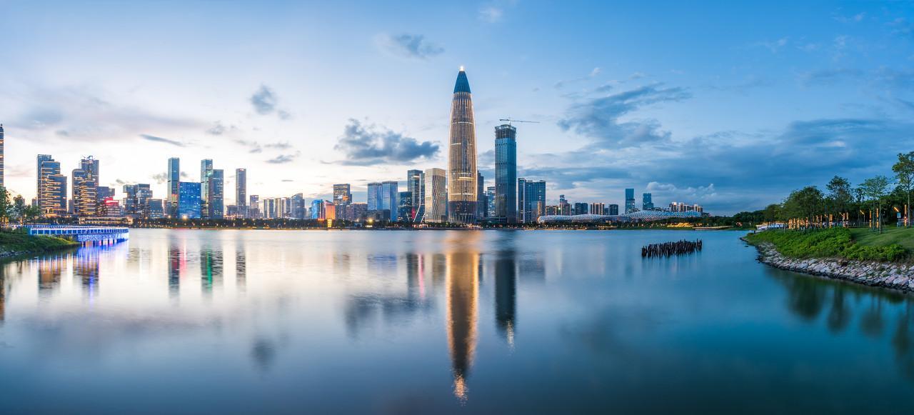 """深圳,或将成为粤港澳大湾区""""最靓的仔"""""""