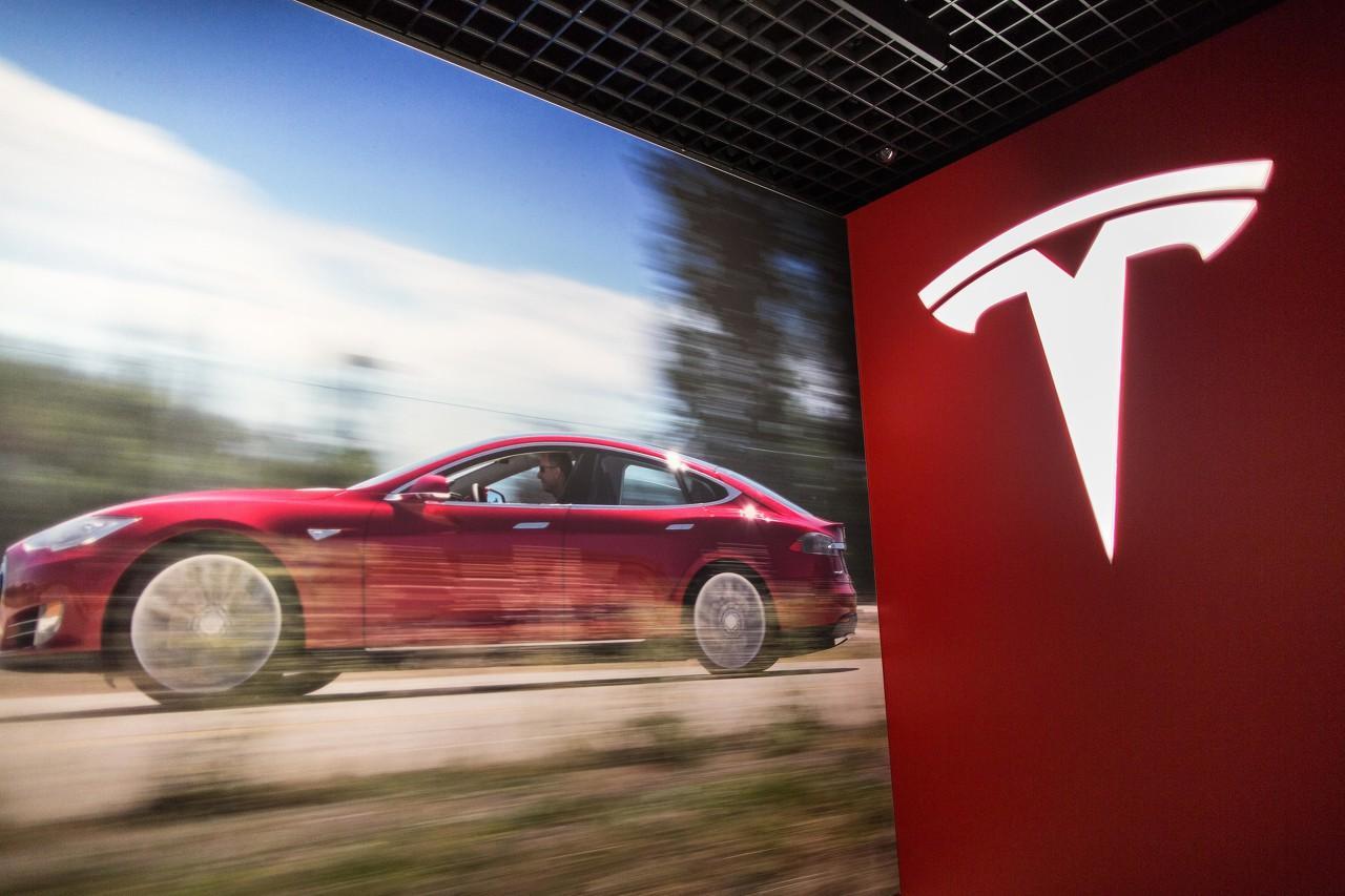 美股 | 特斯拉宣布一季度交车8.8万辆,盘后股价大涨17%