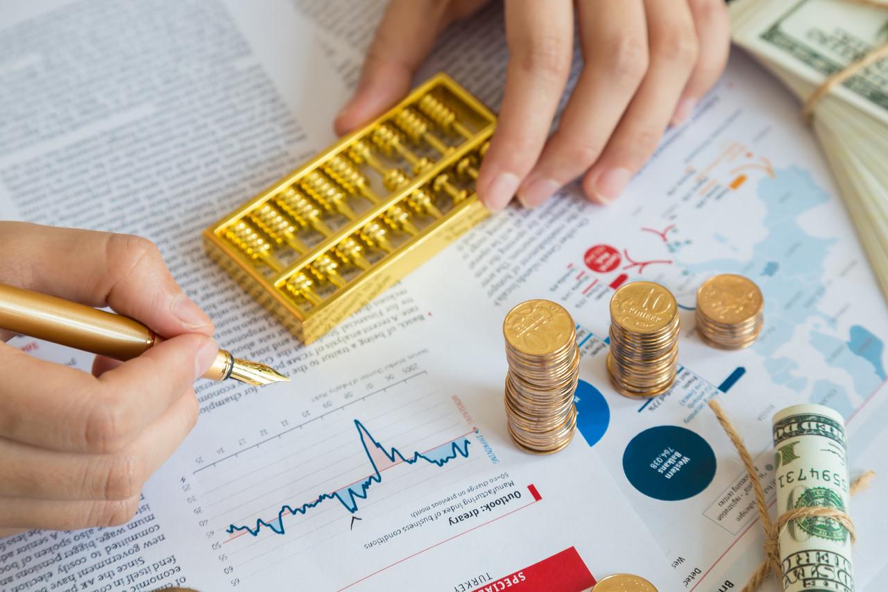 2019年1-5月中国房地产企业新增货值TOP100