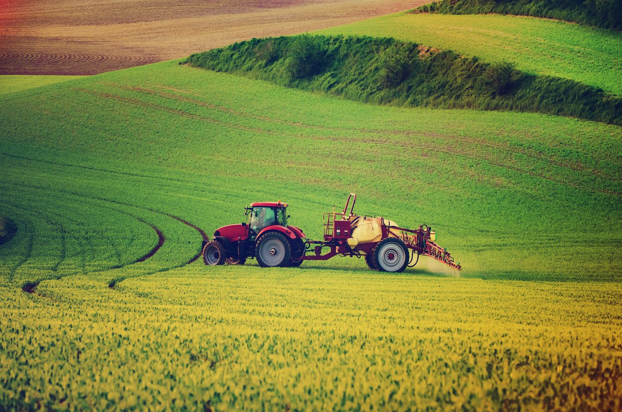 关于统计年鉴中部分农业数据的观察