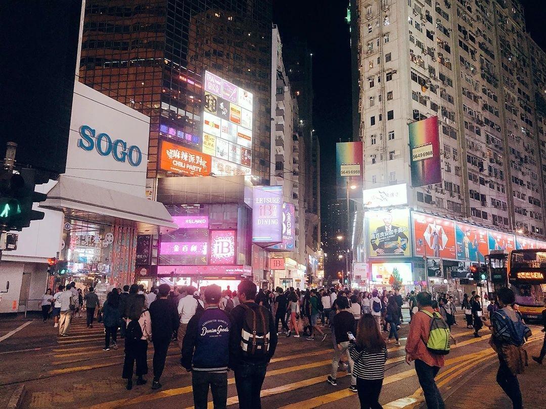 香港2020:鬼知道这一年经历了什么