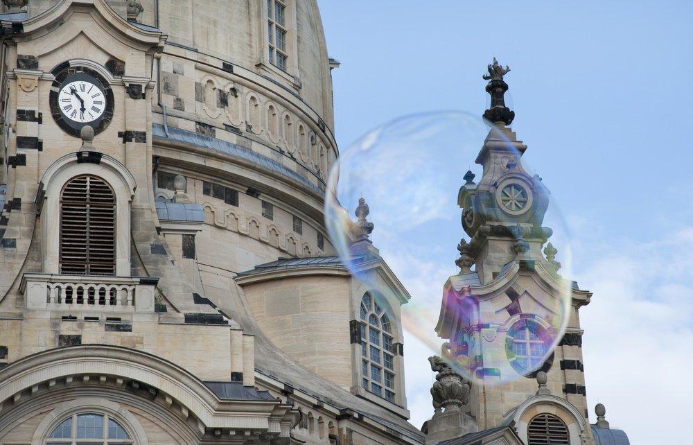 赵建:疯狂的泡沫是金融危机的上半场