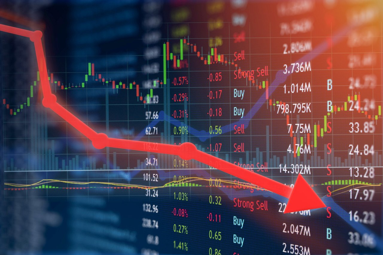 银行股狂飙!港股却突然跳水,发生了什么?10倍大牛股也撑不住了!