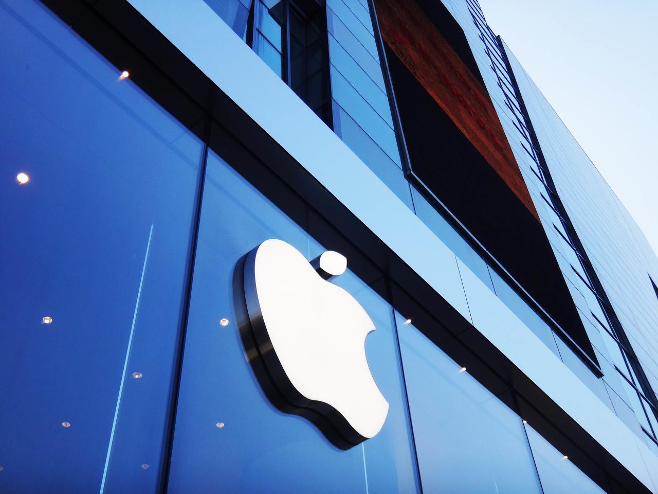 苹果第四财季净利润136.86亿美元 同比下滑3%