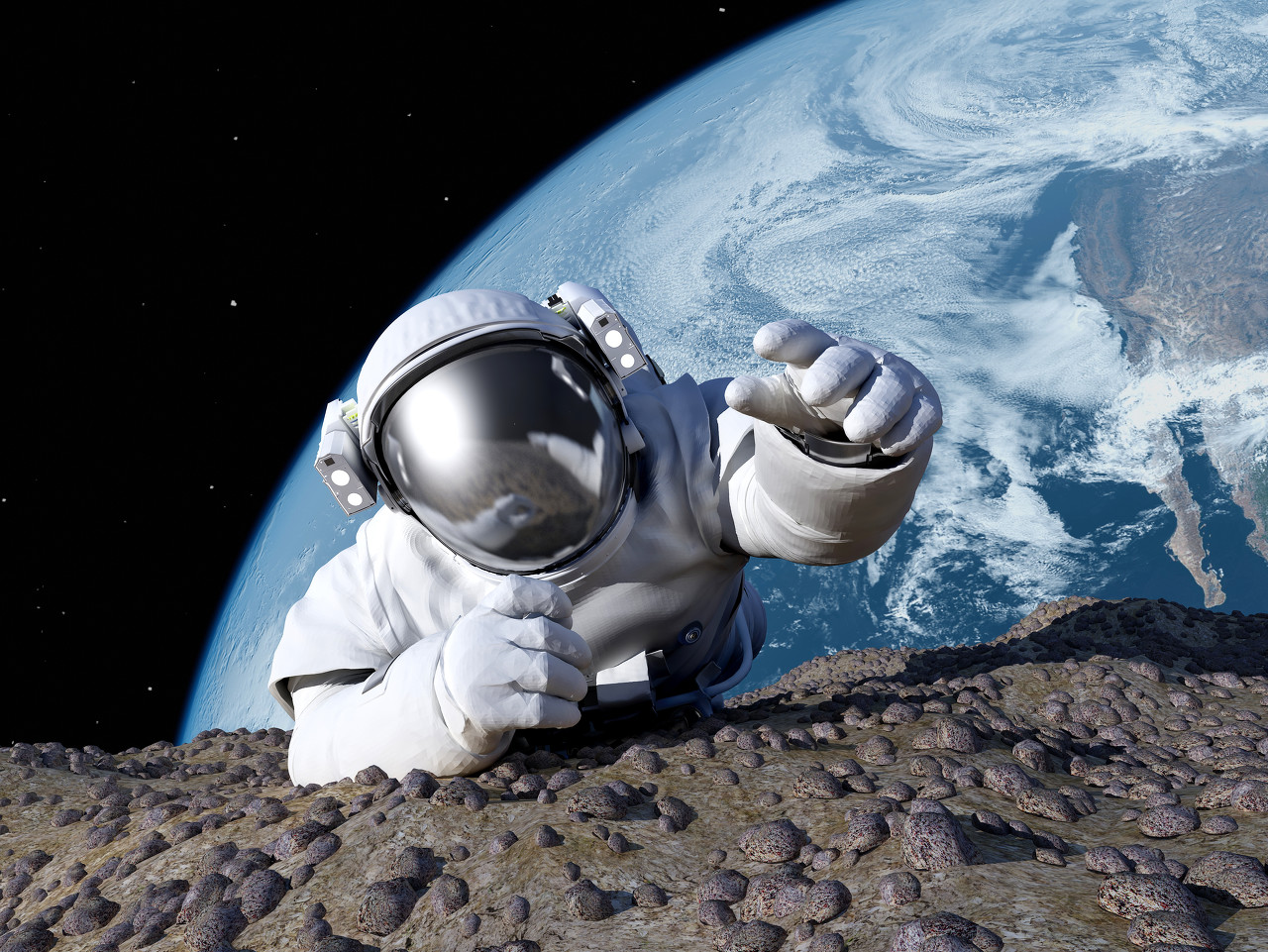 一文看尽人类首次登月:别让阴谋论毁了此壮举