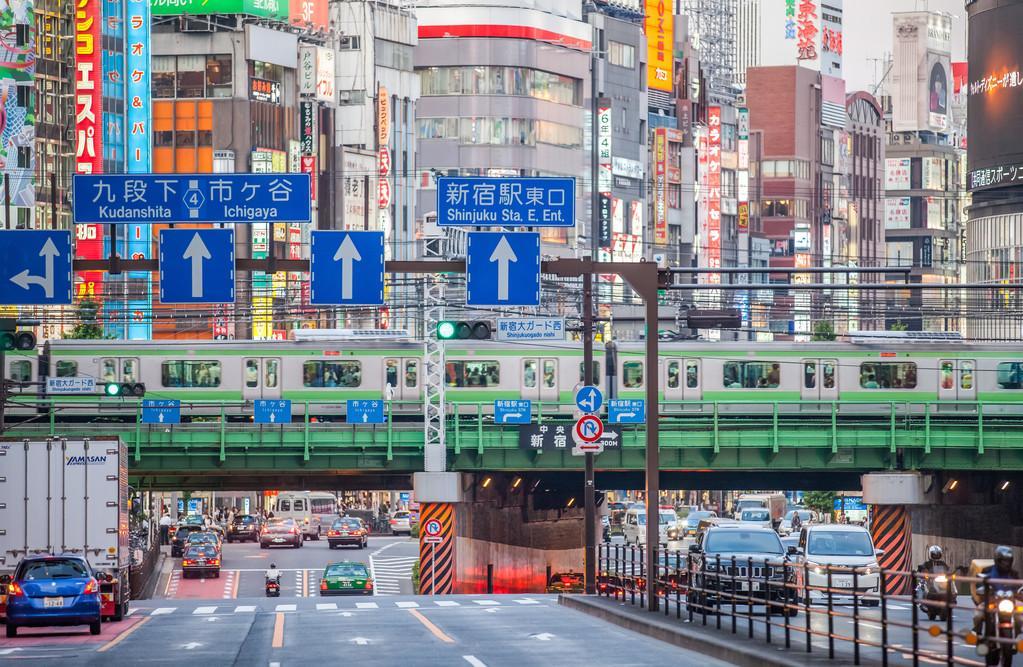 探访疫情中的真实日本