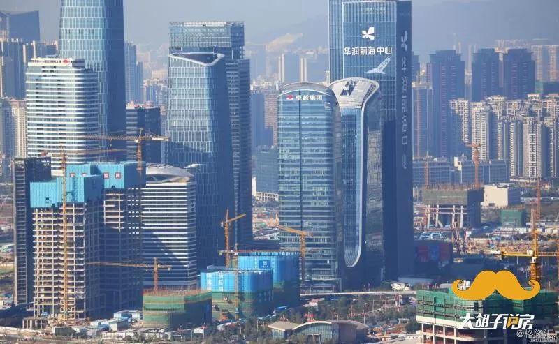 深圳未来高楼规划_不出意外,你对深圳前海一无所知!-格隆汇