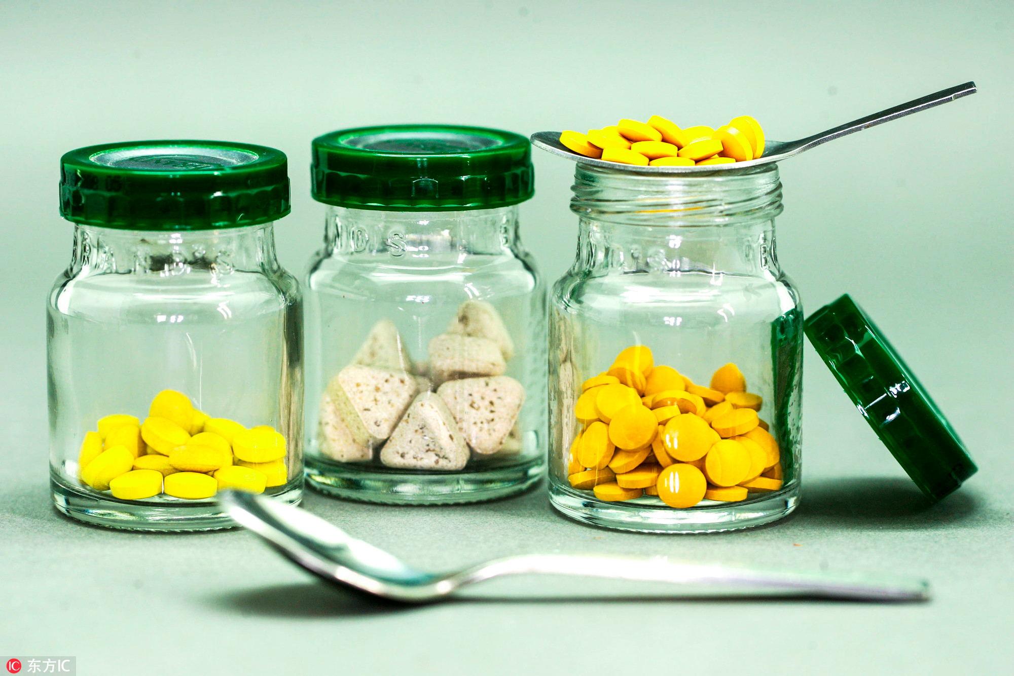 药品中标速度10年变化