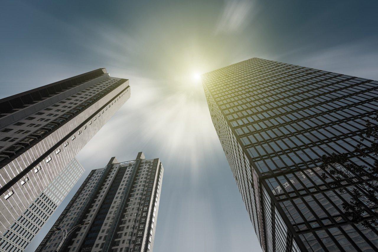 2020年1-7月中国房地产企业新增货值TOP100排行榜