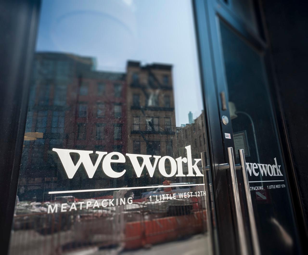 亏损超Uber!WeWork现在要以400多亿美元估值上市了