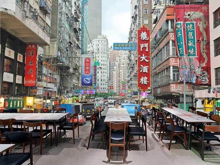 香港餐饮,跌入炼狱
