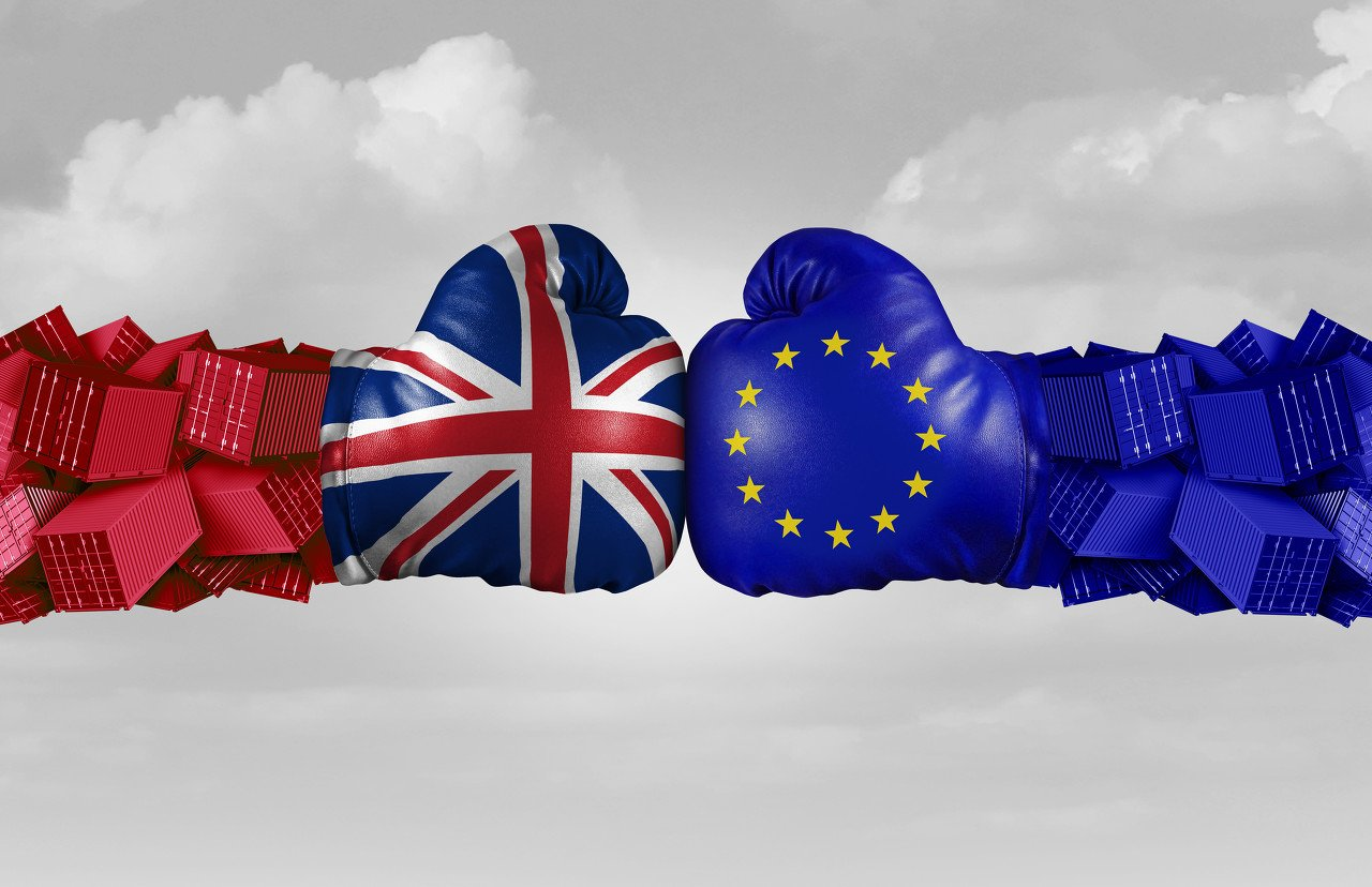 全球重磅!欧英宣布达成英国脱欧贸易协议