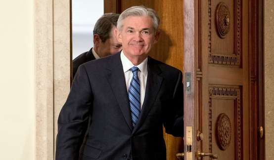 美联储主席鲍威尔:尚未决定发行数字货币