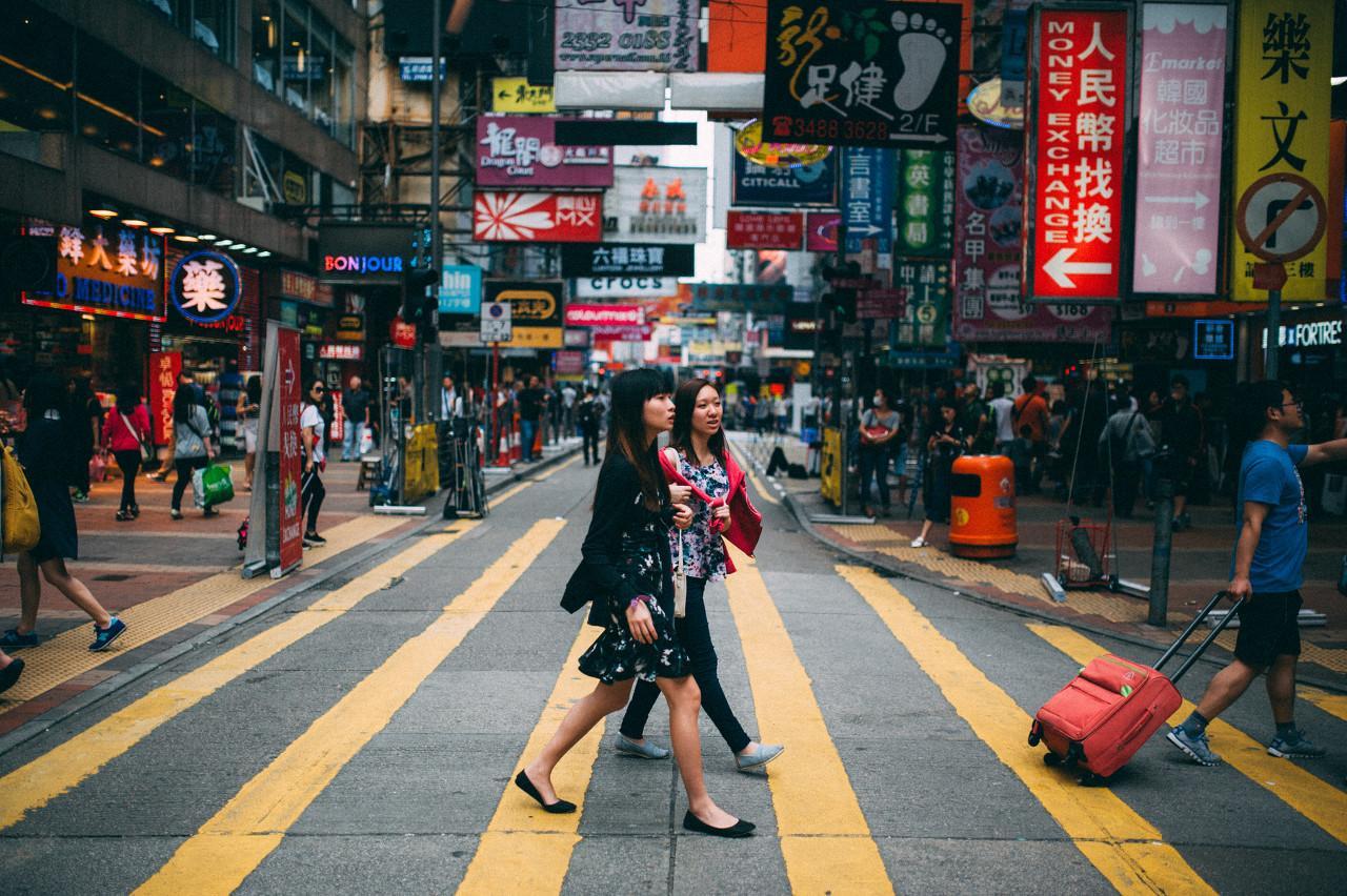 香港的葬礼:逝去者,接班者,收税者