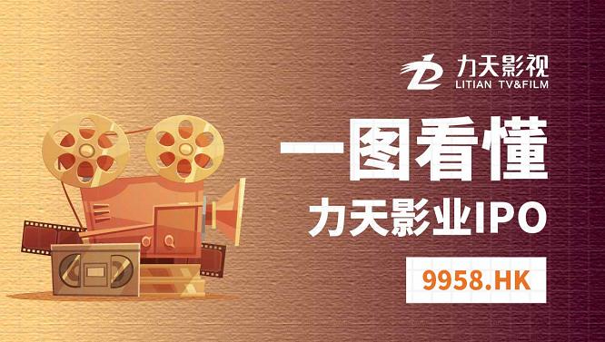 一图看懂力天影业(9958.HK)IPO