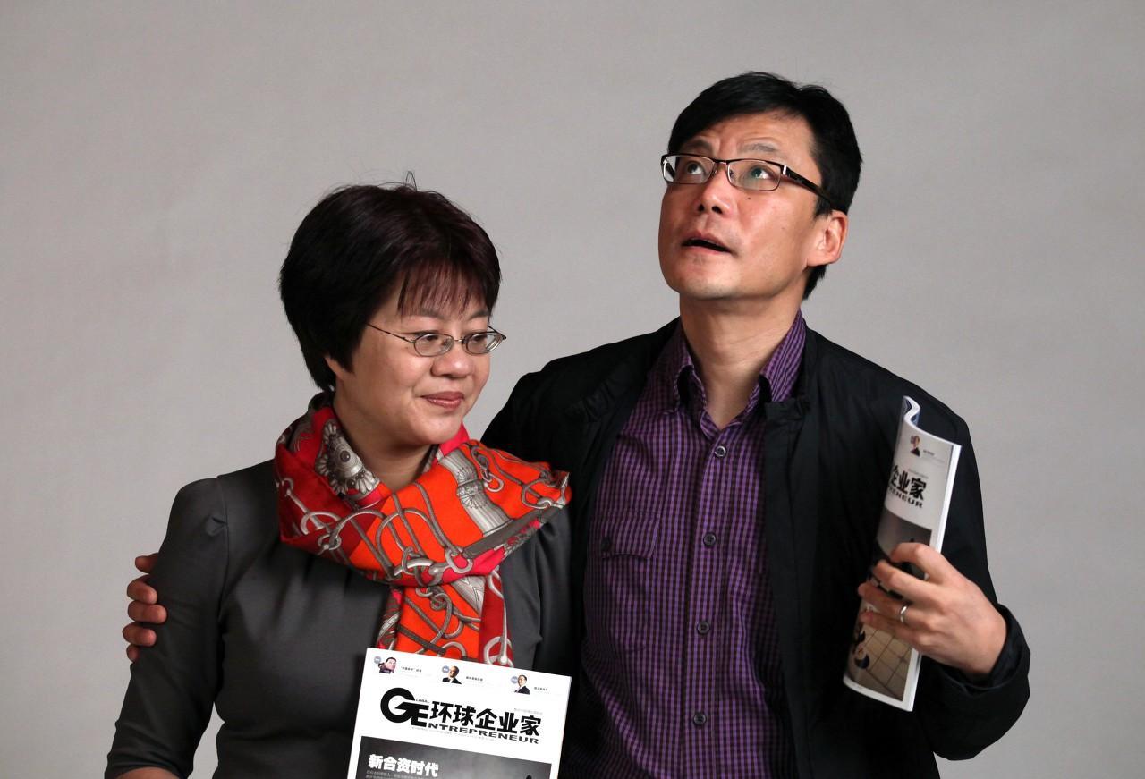 """俞渝""""手撕""""李国庆:中国式夫妻合伙人,离个婚怎么这么难?"""