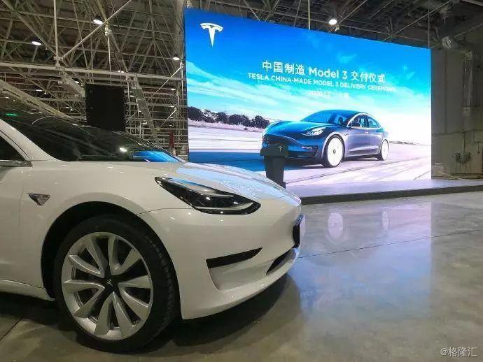 马斯克亲赴上海交车,国产Model 3有望跌破20万?