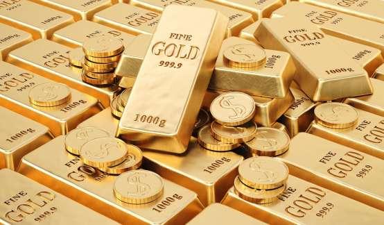 黄金价格波动的分析:温和而持续的上涨